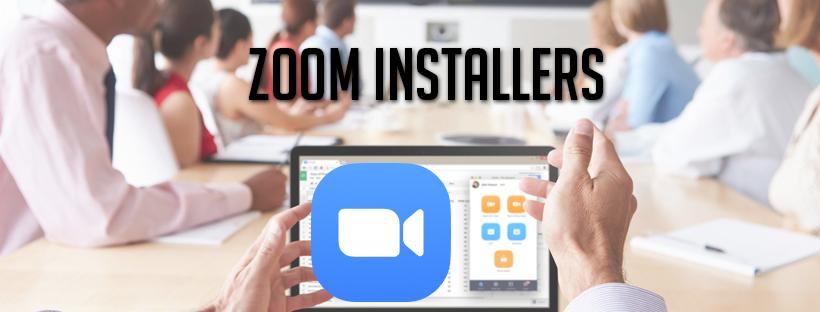 Trình cài đặt ứng dụng Zoom