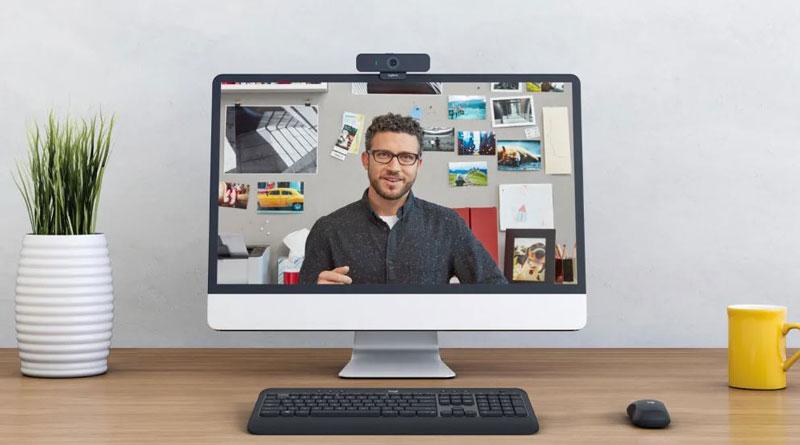 webcam học trực tuyến