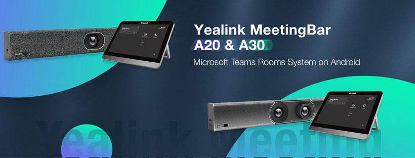 So sánh Yealink MeetingBar A20 vs A30 chi tiết từ a đến z