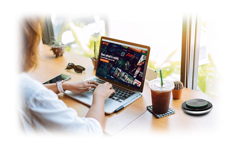 Thiết bị hội nghị Yealink - Giải pháp làm việc online tại nhà