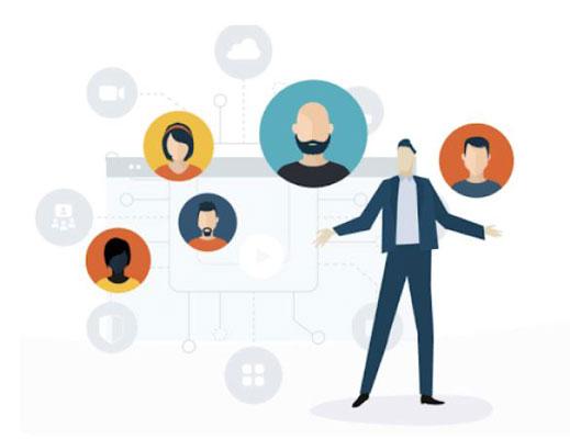Tương tác và kết nối với khán giả của bạn
